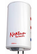Водонагреватель со спиральным теплообменником и сухим тэном-Neptun Kombi 140, GALMET