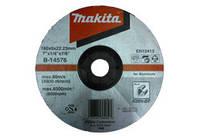 Шлифовальный диск по алюминию 180x6x22,23мм Makita B-14576