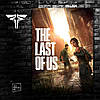 Постер Элли и Джоэл. Last Of Us, Последние из нас, Одни из нас (60x85см)