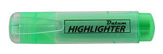Маркер Datum текстовый D2392-09 зелёный