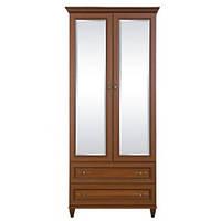 Шафа 2-х дверная с зеркалом Роксолана Ш-1396