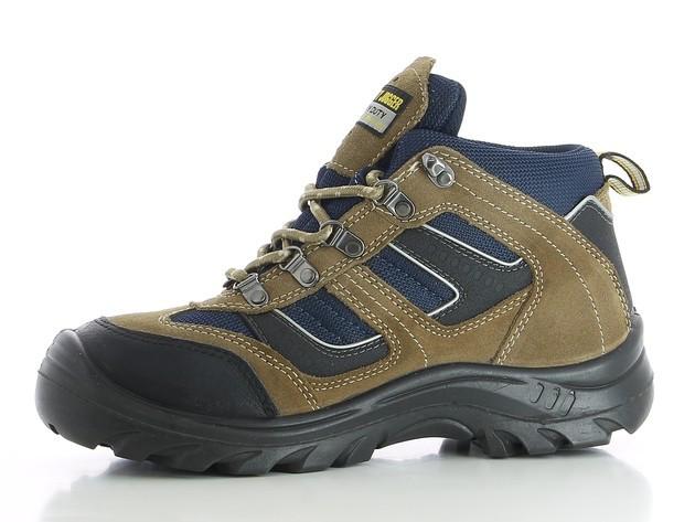 Рабочие ботинки Safety Jogger X2000 S3. Тактическая обувь, спец обувь. Защитные ботинки с металлическим носком