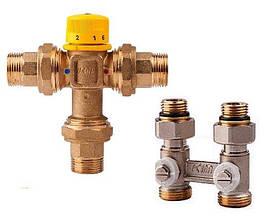 Термостатические смесители для гелиосистем