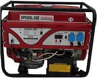 Бензиновый генератор Glendale GP6500L-GEE/1 HONDA
