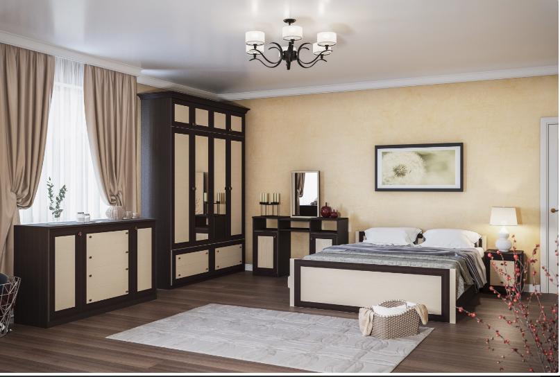 """Спальня """"Лотос""""  Світ меблів"""