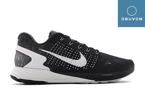 premium selection f5a0f 8f6f3 ... closeout nike lunarglide 7 flash black obuvon 7fe0d b5786