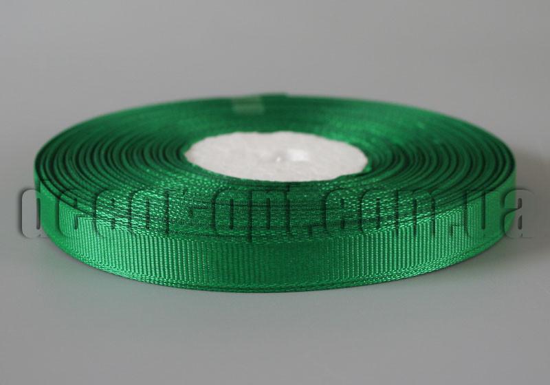 Лента репсовая оттенок зеленый 0,9см/36ярд арт.19