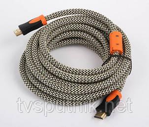 Кабель Ultra Cable HDMI - HDMI v1.4 (UC777-0500), 5м, фото 2