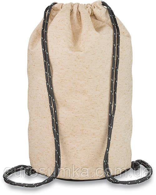 Рюкзак из брезента на шнурках от 100 шт.