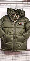 Куртки детские зимние, подкладка овчина, 122-146 размеры, фото 1