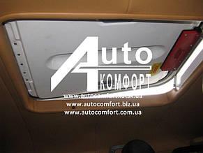 Люк автомобильный, металлический, 50х65, с аварийным выходом, фото 2