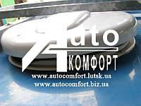 Установка автовытяжки автомобильной с подключением електрики