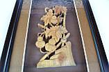 """Картина из сандалового дерева """"плоды"""", фото 2"""