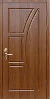 Входная дверь Артуа, орех белоцерковский  (Украина)