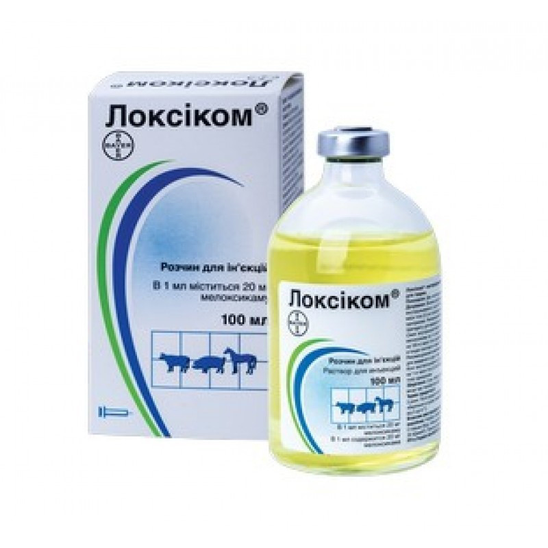 Локсиком (100мл) Bayer