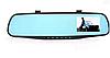 Регистратор зеркало DVR 138, видеорегистратор, камера, фото 2