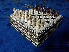 Шахи - скринька ручної роботи