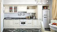 Классическая кухня с фрезерованными фасадами INSTYLE