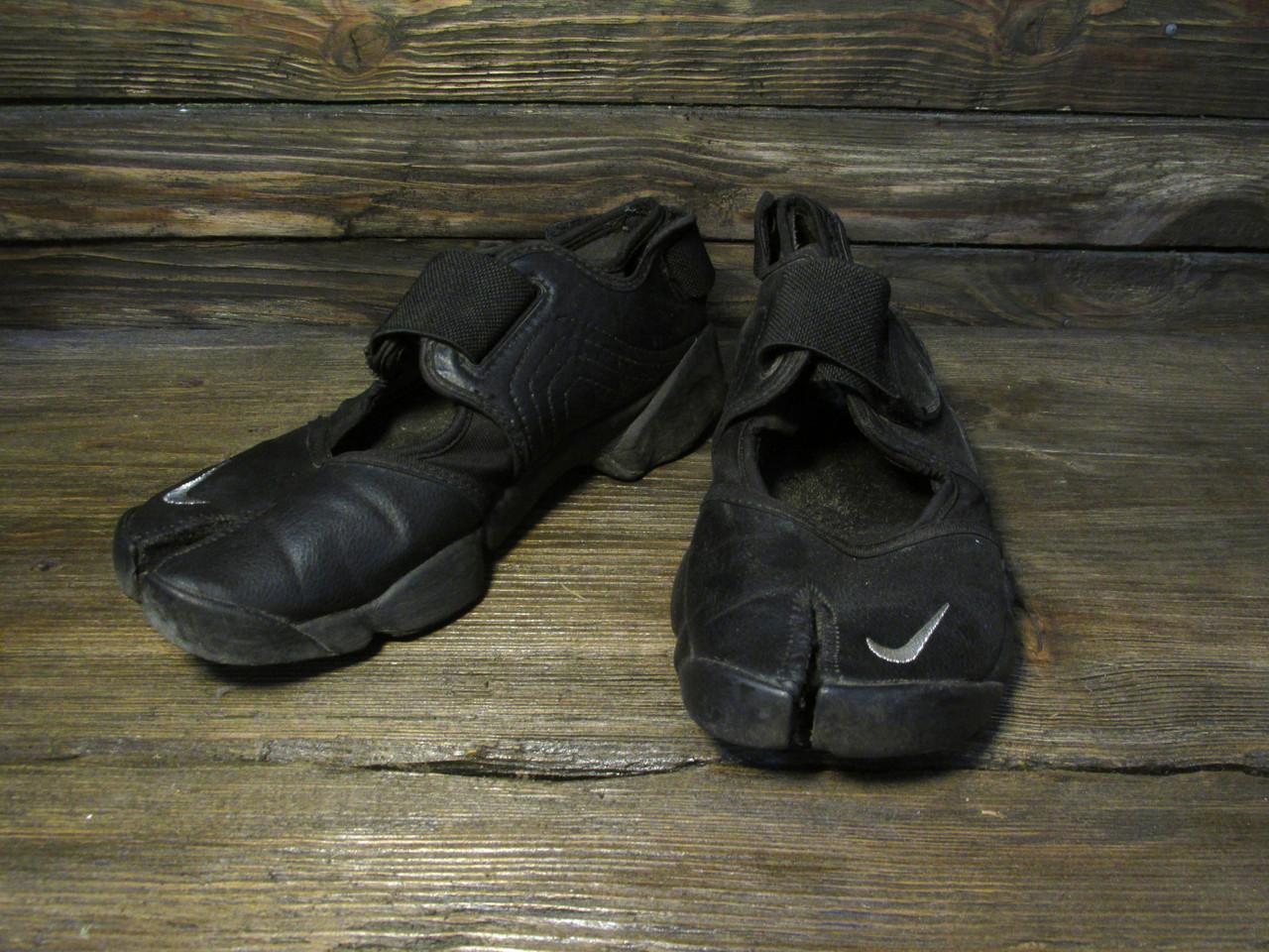 Кроссовки Nike 38 (24.5 см), Indonesia, кожа, Оч хор сост!