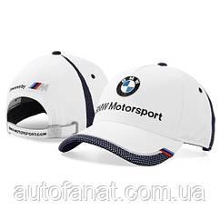 Бейсболка BMW Motorsport Collector's Cap (80162446453), Кепка БМВ оригинал