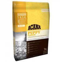 Acana (Акана) PUPPY & JUNIOR Heritage Formula - корм для щенков средних пород 11,4кг