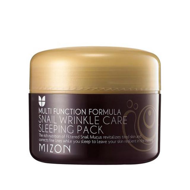 Улиточная ночная маска Mizon Snail Wrinkle Care Sleeping Pack 80 мл (121102)