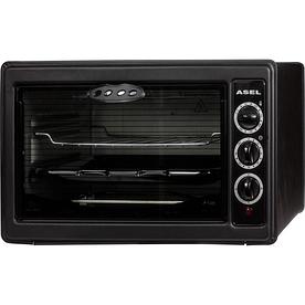 """Тостер-печь """"Асель"""" таймер, 40 л Asel АF-0123_черный"""