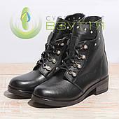Ботинки кожаные женские  Max Mayar арт. 837 40 раз мер