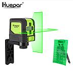 Лазерный нивелир с зеленым лучем 9011G