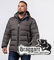Зимний мужской пуховик Braggart Aggressive - 32540 сафари, фото 1
