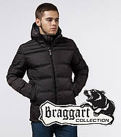 Мужская куртка зимняя Braggart Aggressive - 26055 кофе