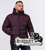 Куртка мужская Braggart Aggressive - 32540 бордовый, фото 1