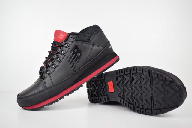 Мужские ботинки New Balance 754 черные с красным 1542 bbee1b11e09f2