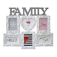 "Фотоколлаж, ""Family"" 55 х 47 см"