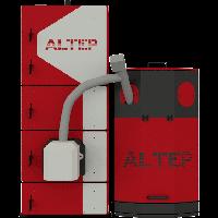 Альтеп (Altep) — автоматизированные котлы на пеллетах и угле