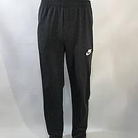 Спортивные штаны в стиле Nike / прямые / серые р, 56, фото 1