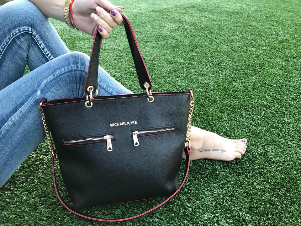 Модная классическая сумка