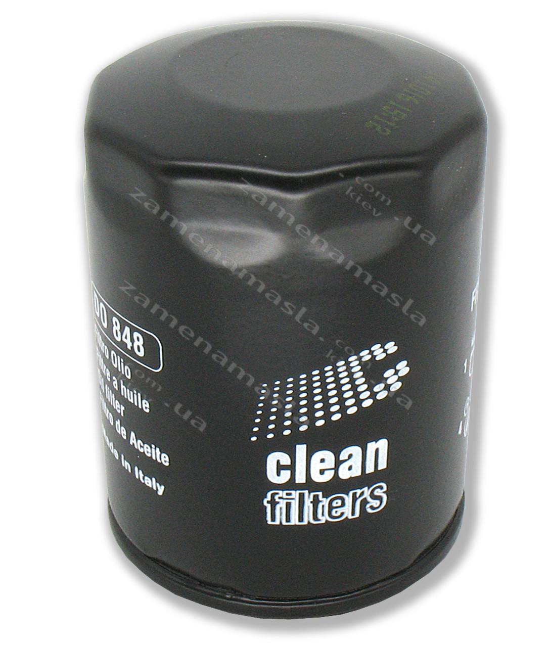 Clean filters DO848 аналог SM-130 на Alfa Romeo, Fiat, Lancia, Seat