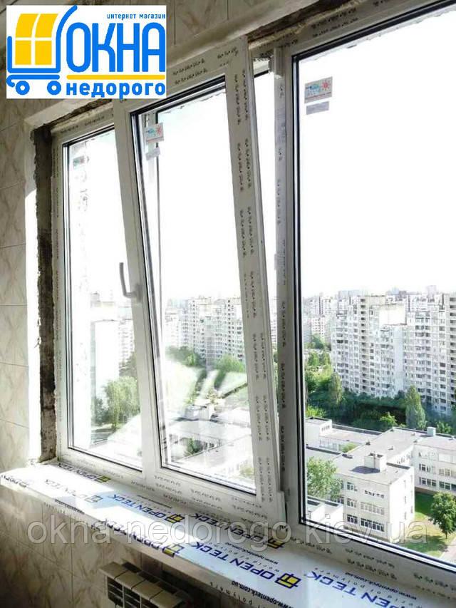 Окна пластиковые Rehau (Рехау)