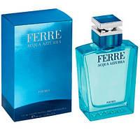 Мужская туалетная вода Ferré Acqua Azzurra for Men (Ферре Аква Азура фо Мен), фото 1