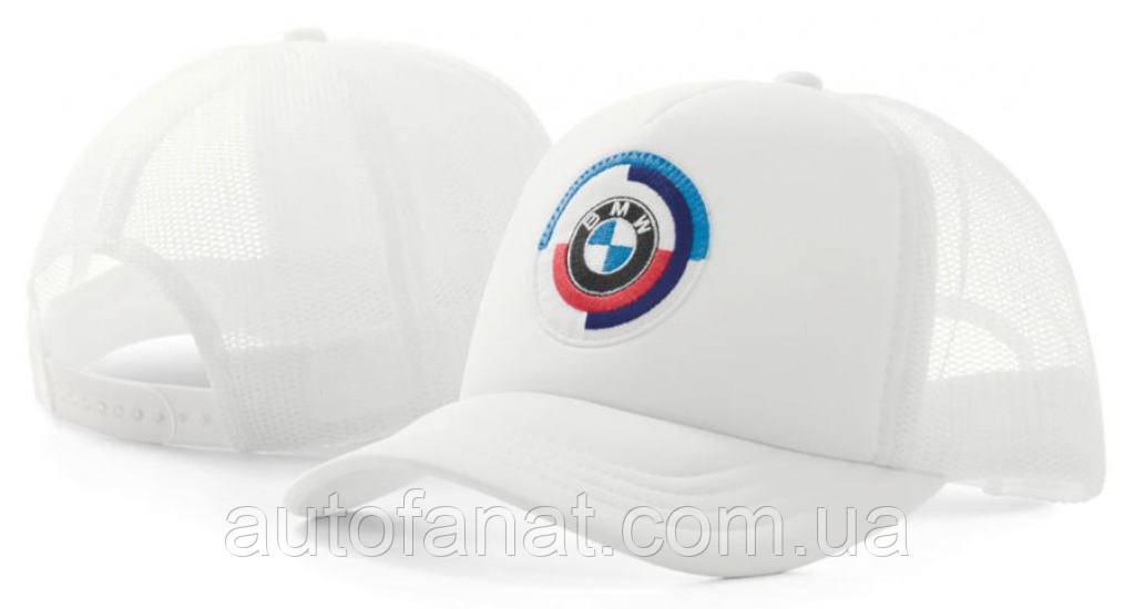Бейсболка BMW Motorsport Cap Heritage (80162445950)