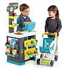 Детский супермаркет с электронной кассой Smoby 350212