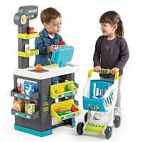 Детский супермаркет с электронной кассой Smoby 350212, фото 1