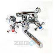 Ванна смеситель DML3-A827 Zegor, купить смеситель Zegor для ванной в Одессе
