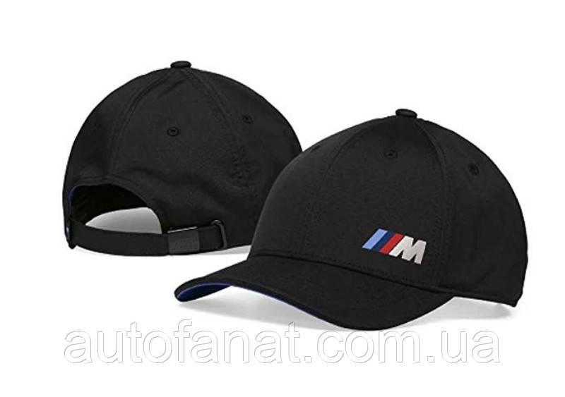 Оригинальная бейсболка BMW M Logo Cap Black - AutoFanat - Магазин  оригинальных подарков для автолюбителей в dc880c224b65c