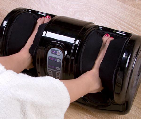 Массажер для ног Блаженство Foot Massager, домашний массажер для ног