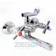 Ванна смеситель DMT7-A722 (DMT-A722 ), купить смеситель Zegor для ванной в Одессе