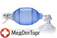 Мешок дыхательный реанимационный типа Амбу (ПВХ)