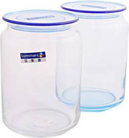 Банка для сыпучих 1000мл Luminarc Pot Jar N2334