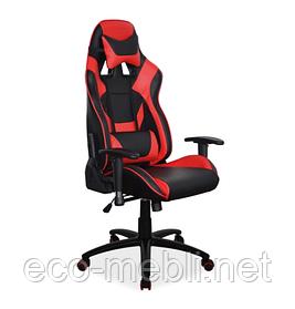 Геймерське поворотне крісло для ігор Supra czerwony Signal